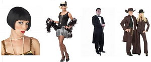 1920s Costumes from CostumeBox